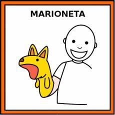 MARIONETA - Pictograma (color)