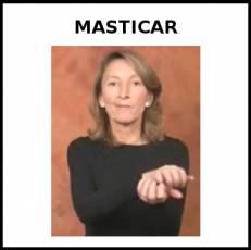 MASTICAR - Signo