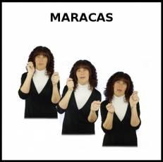 MARACAS - Signo