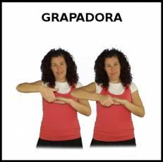 GRAPADORA - Signo
