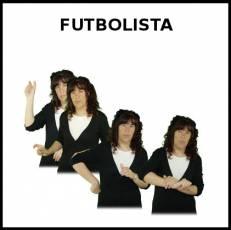 FUTBOLISTA (HOMBRE) - Signo