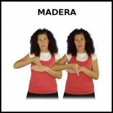 MADERA - Signo