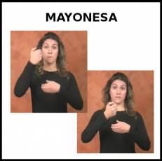 MAYONESA - Signo