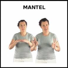 MANTEL - Signo