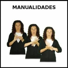 MANUALIDADES - Signo