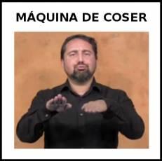 MÁQUINA DE COSER - Signo