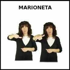 MARIONETA - Signo