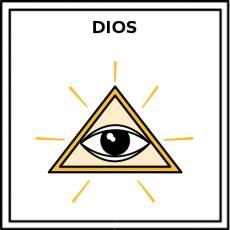 DIOS - Pictograma (color)
