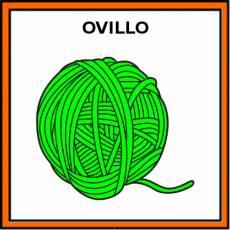 OVILLO - Pictograma (color)