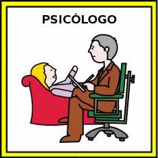 PSICÓLOGO - Pictograma (color)