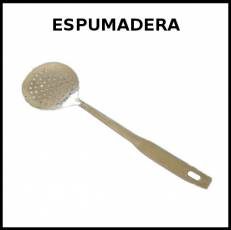 ESPUMADERA - Foto