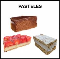 PASTELES - Foto