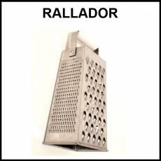 RALLADOR - Foto