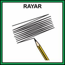 RAYAR - Pictograma (color)