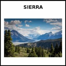 SIERRA (RELIEVE) - Foto