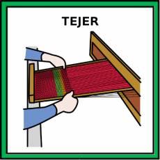 TEJER - Pictograma (color)