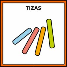 TIZAS - Pictograma (color)