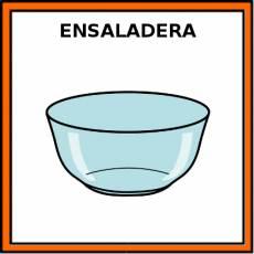 ENSALADERA - Pictograma (color)