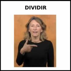 DIVIDIR - Signo