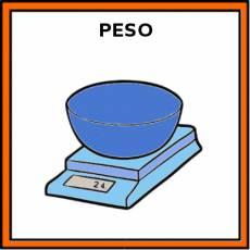 PESO - Pictograma (color)