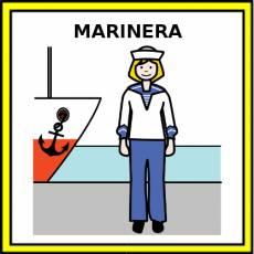 MARINERA - Pictograma (color)