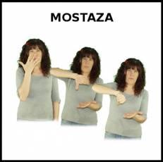 MOSTAZA - Signo