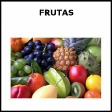 FRUTAS - Foto