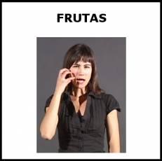 FRUTAS - Signo
