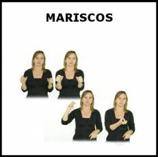 MARISCOS - Signo