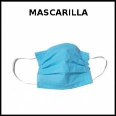 MASCARILLA (QUIRÚRGICA) - Foto