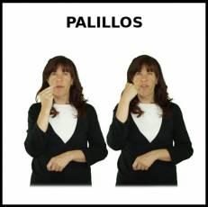PALILLOS (MONDADIENTES) - Signo