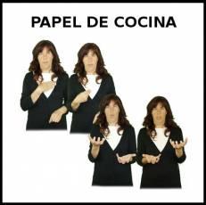 PAPEL DE COCINA - Signo