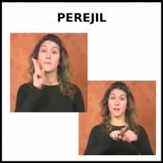 PEREJIL - Signo
