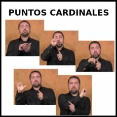 PUNTOS CARDINALES - Signo