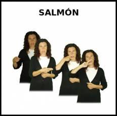 SALMÓN (ANIMAL) - Signo
