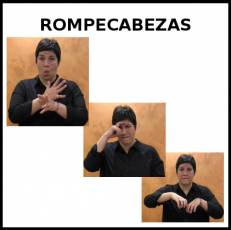 ROMPECABEZAS - Signo