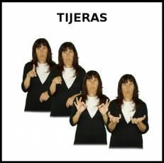 TIJERAS (DE COCINA) - Signo