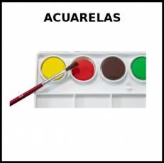 ACUARELAS - Foto