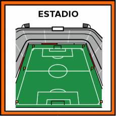 ESTADIO - Pictograma (color)