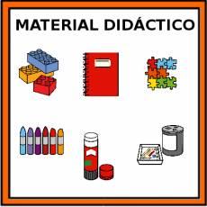 MATERIAL DIDÁCTICO - Pictograma (color)