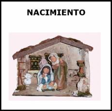 NACIMIENTO (NAVIDAD) - Foto