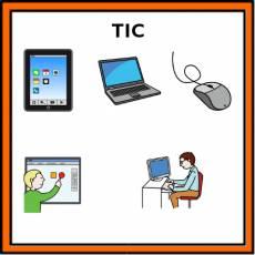 TIC - Pictograma (color)