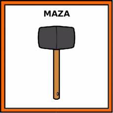 MAZA - Pictograma (color)