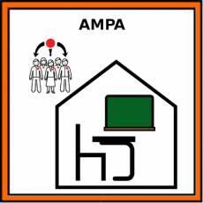 AMPA - Pictograma (color)