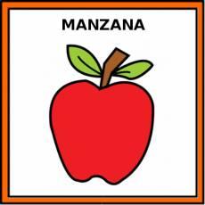MANZANA - Pictograma (color)