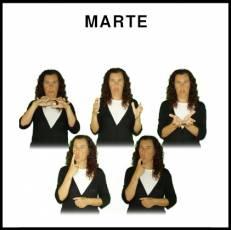 MARTE - Signo