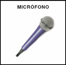 MICRÓFONO - Foto