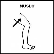 MUSLO - Pictograma (blanco y negro)