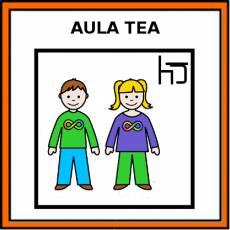 AULA TEA - Pictograma (color)
