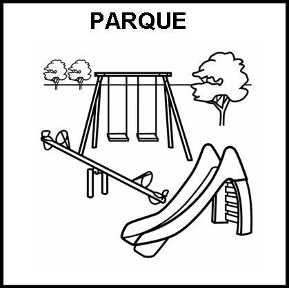Parque educasaac - Familias en blanco y negro ...